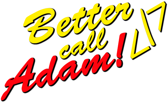 Logo Better Call Adam